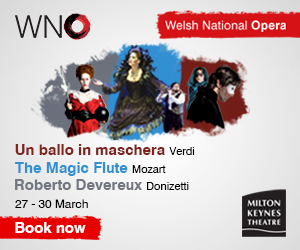 Welsh National Opera - The Magic Flute