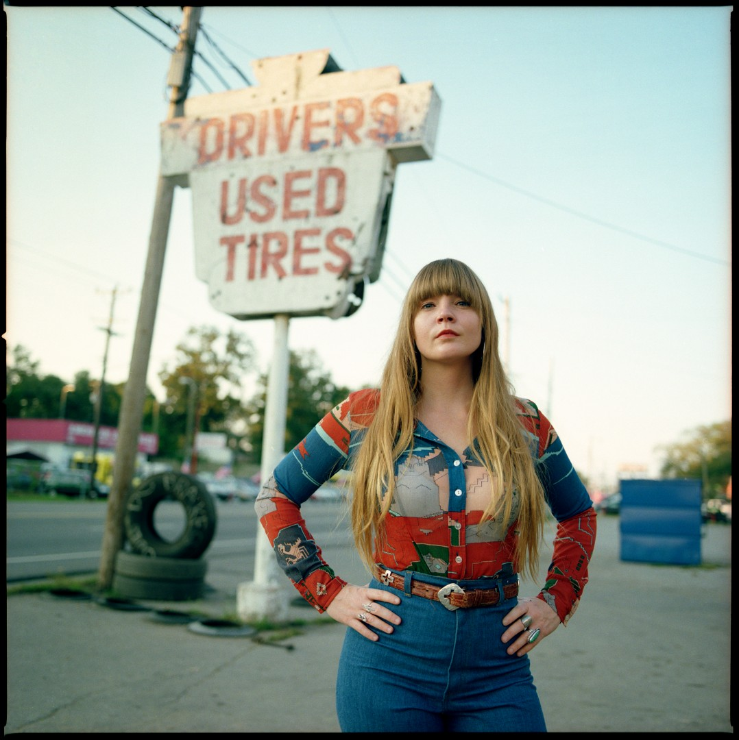 Courtney Marie Andrews Living in a record used tires