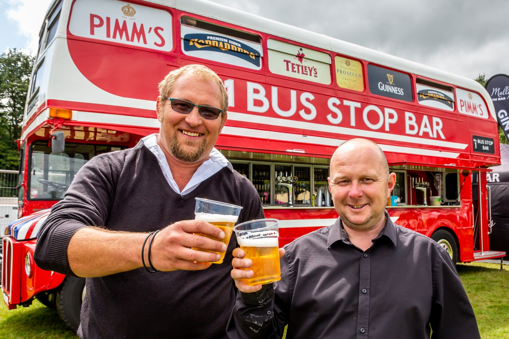 Bus Stop Bar Foodies Festival