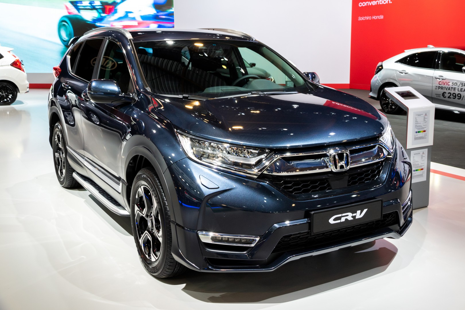 2019 Honda CR-V Brussels Motor Show