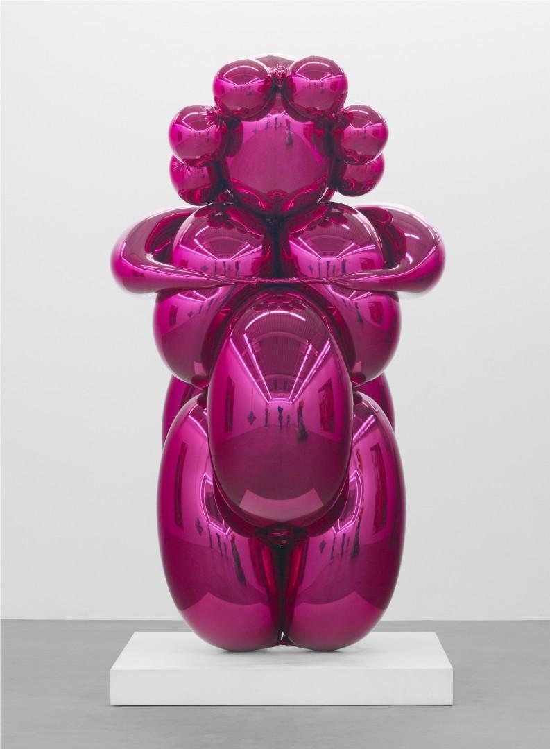 Balloon Venus Magenta Jeff Koons