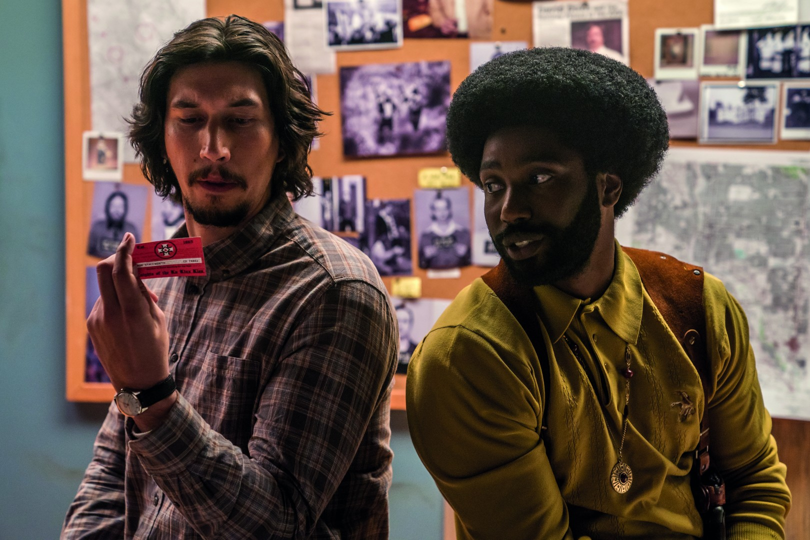 top 5 of 2018 Black Kklansman