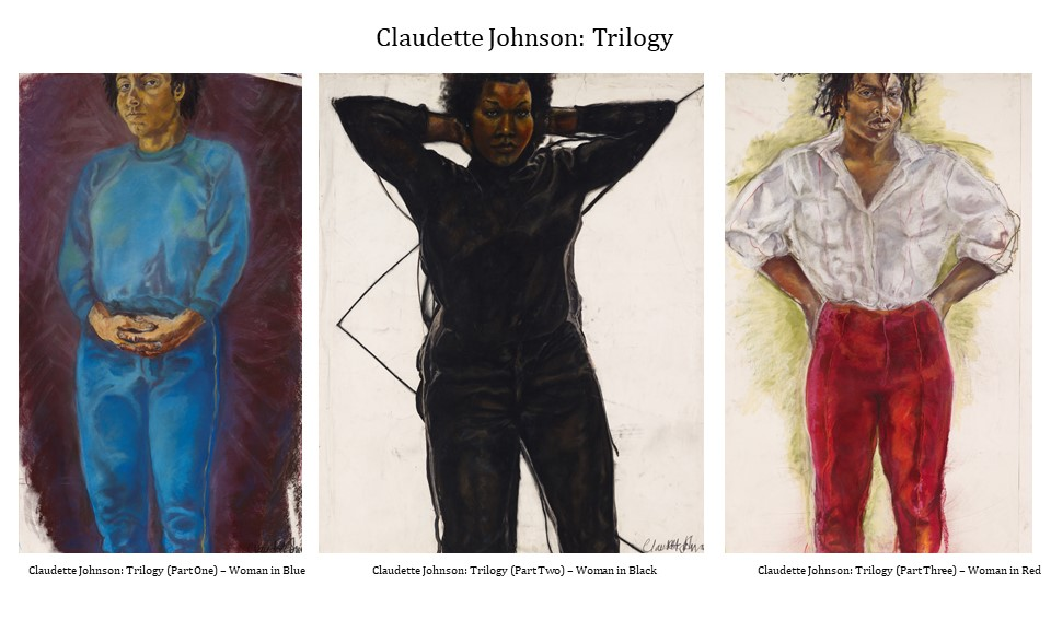 Claudette Johnson Trilogy