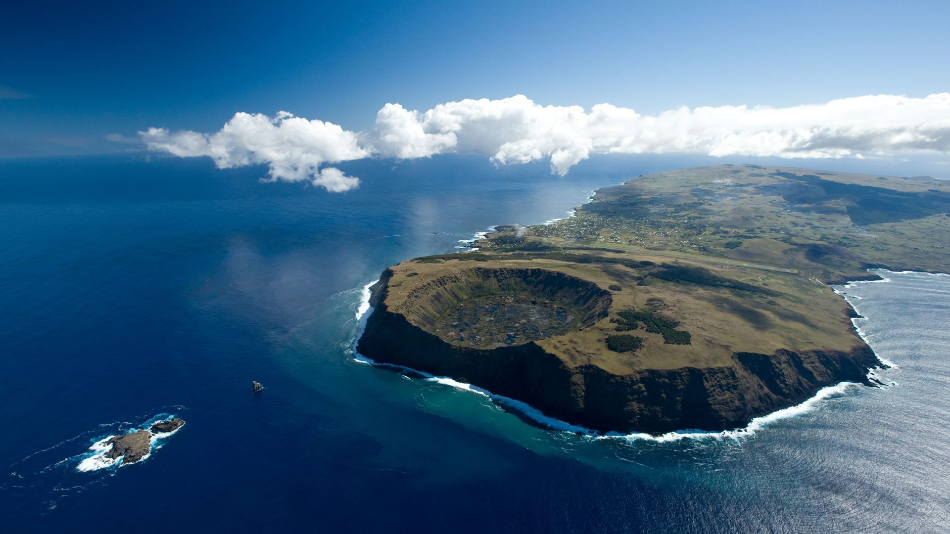 Easter Island The Riddle of the Pacific Rapa Nui