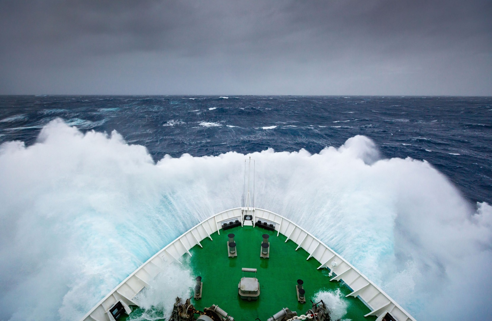 OX Magazine Ellesmere Island Baffin Bay