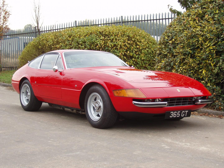 Cars As Art Ferrari Daytona