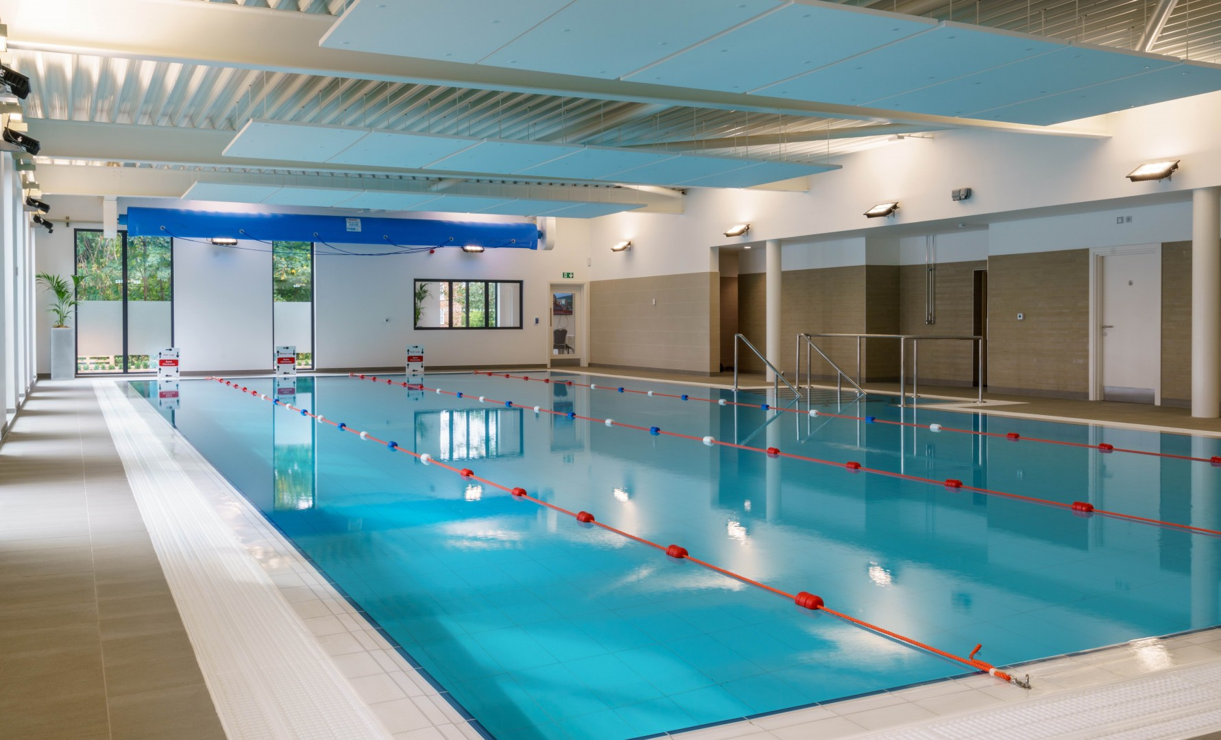 Phyllis Court Fitness Club Swimming Pool
