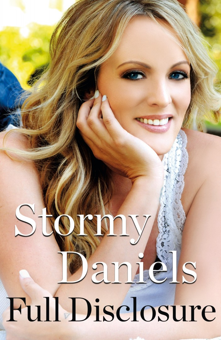 Pretend to be well read at Dinner parties Full Disclosure Stormy Daniels Macmillan