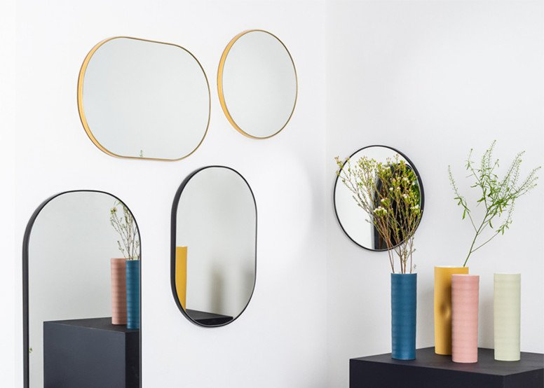 Heals Fine Edge Mirror Selection
