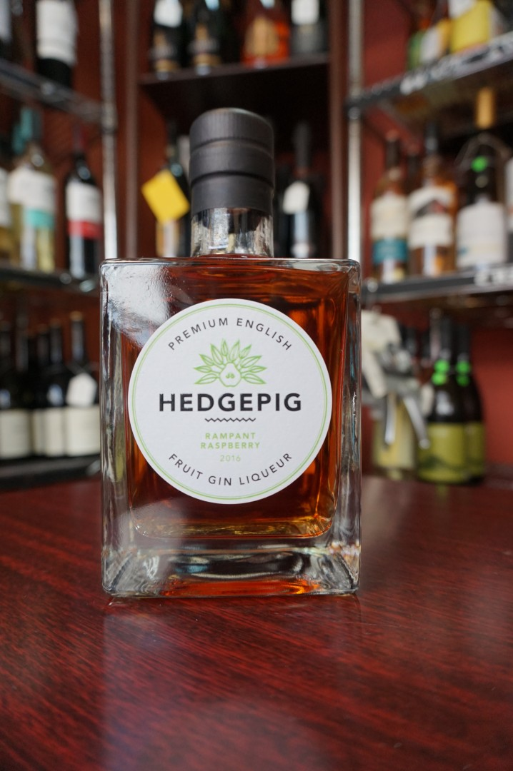 After Dinner Inspiration Hedgepig Rampant Raspberry