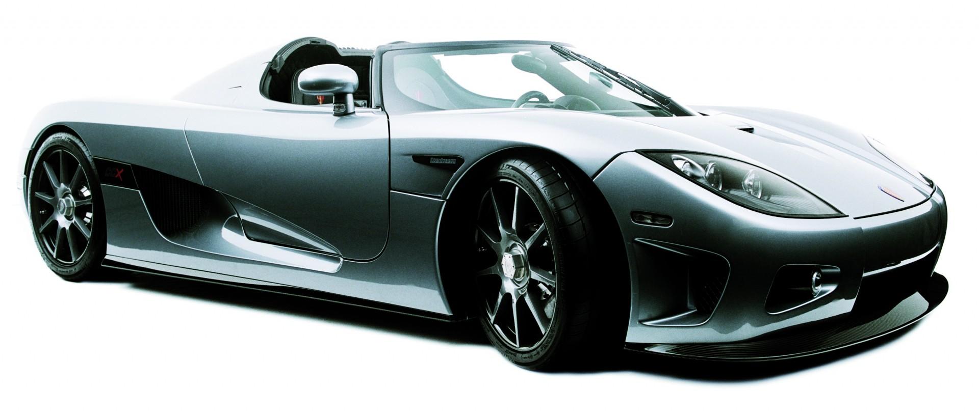 Cars As Art Koenigsegg