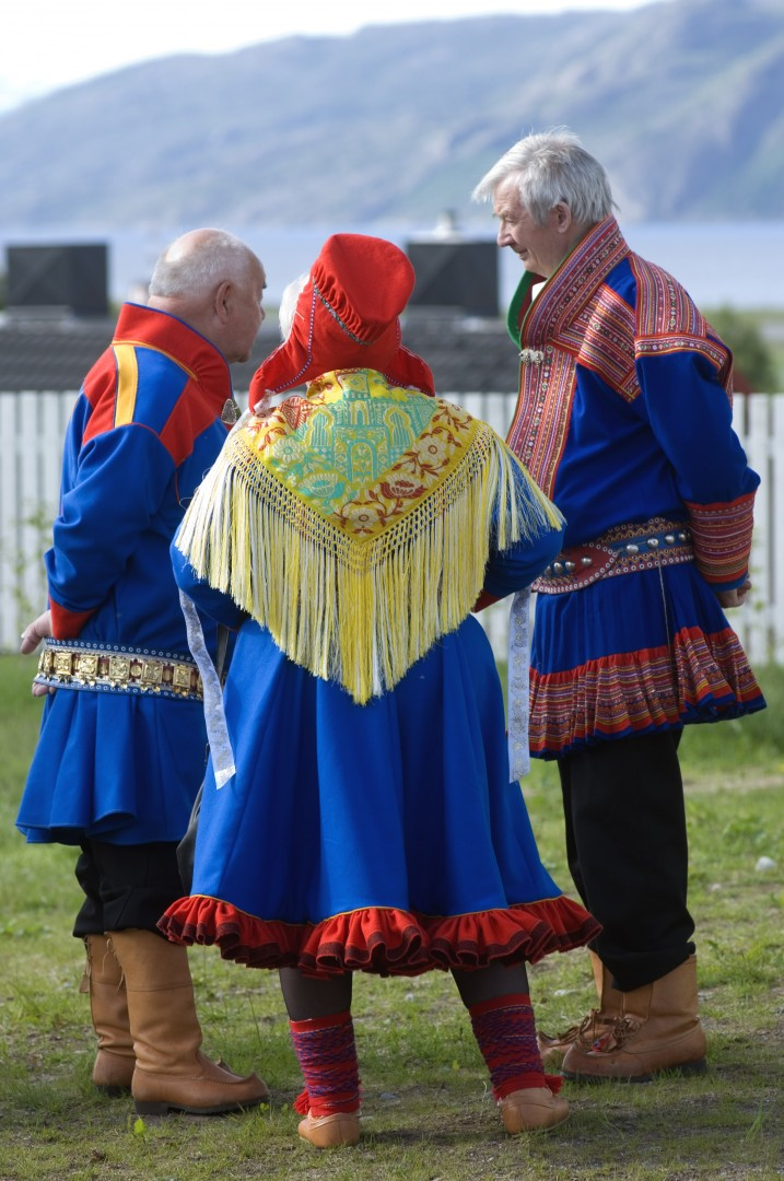Lofoten Islands National Dress