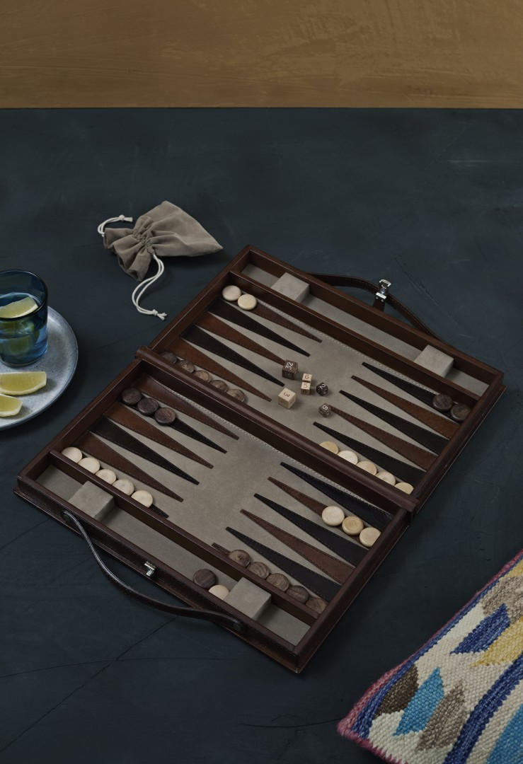 Amanda Hanleys Gift Guide Backgammon Board