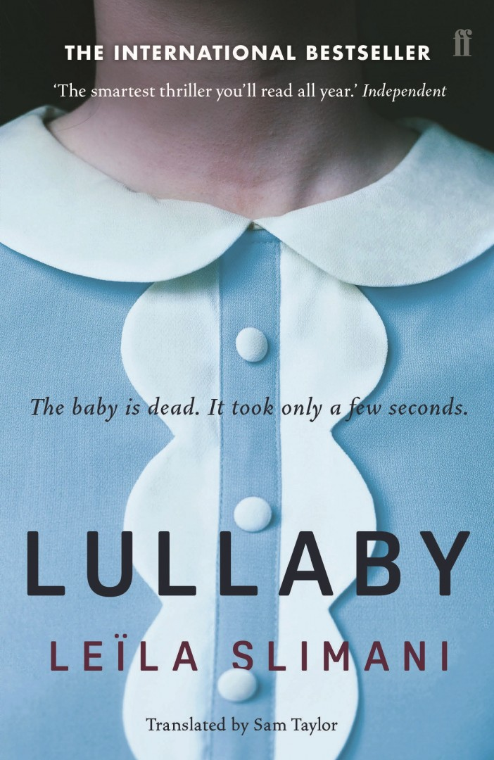 Top 5 Books 2018 Lullaby Leila Slimani