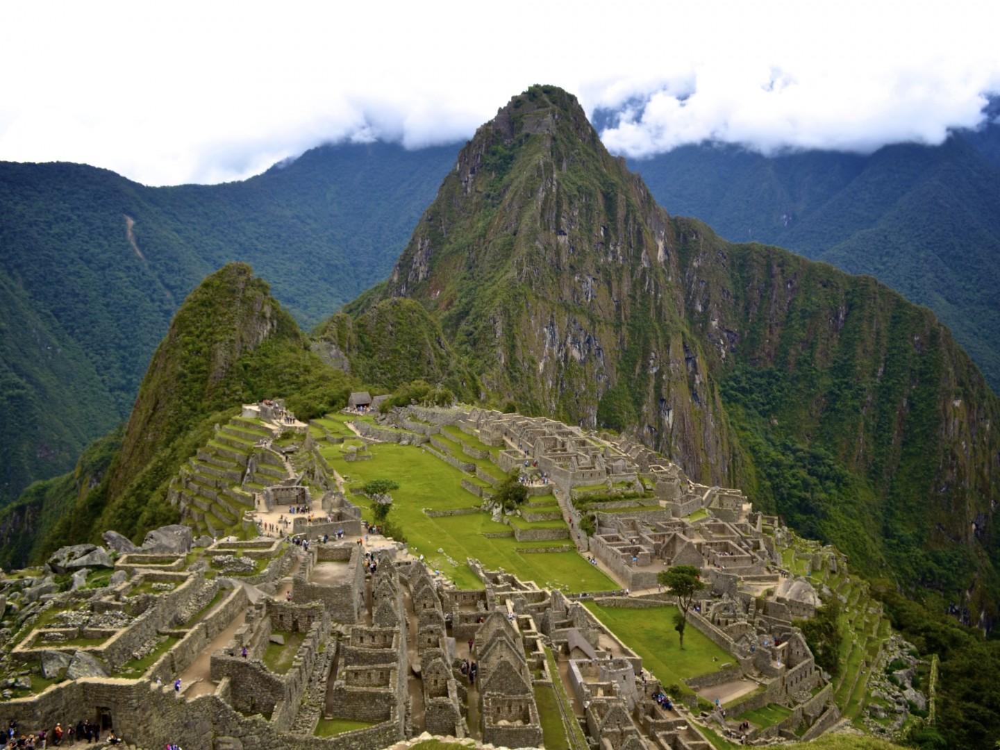 Great Railway Journeys of the World Machu Picchu