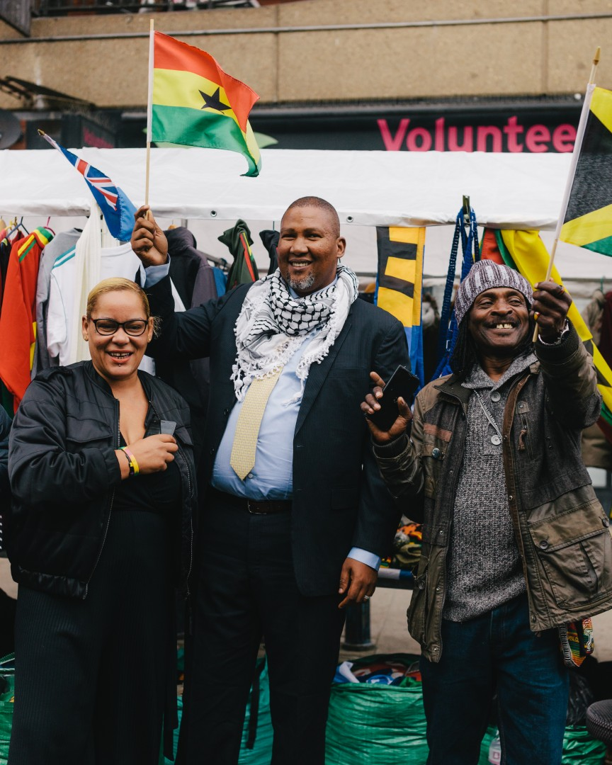 Mandela Message Lives On Nkosi Zelivelile Brixton