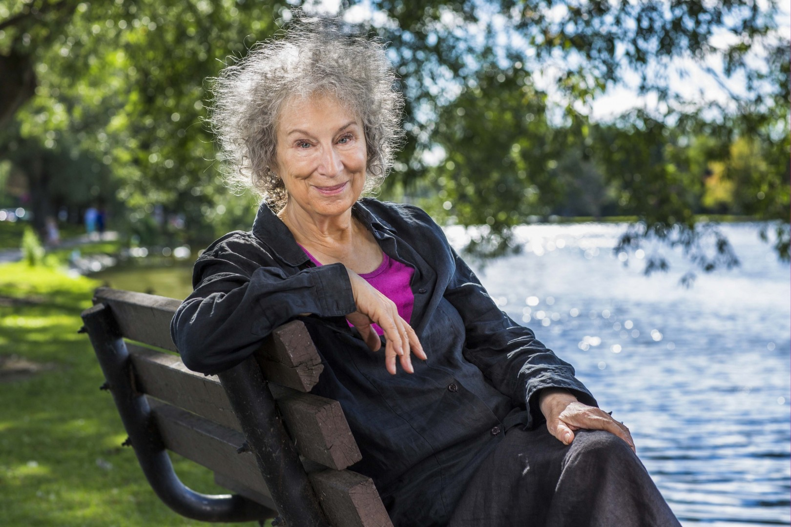Book Trends 2019 Margaret Atwood