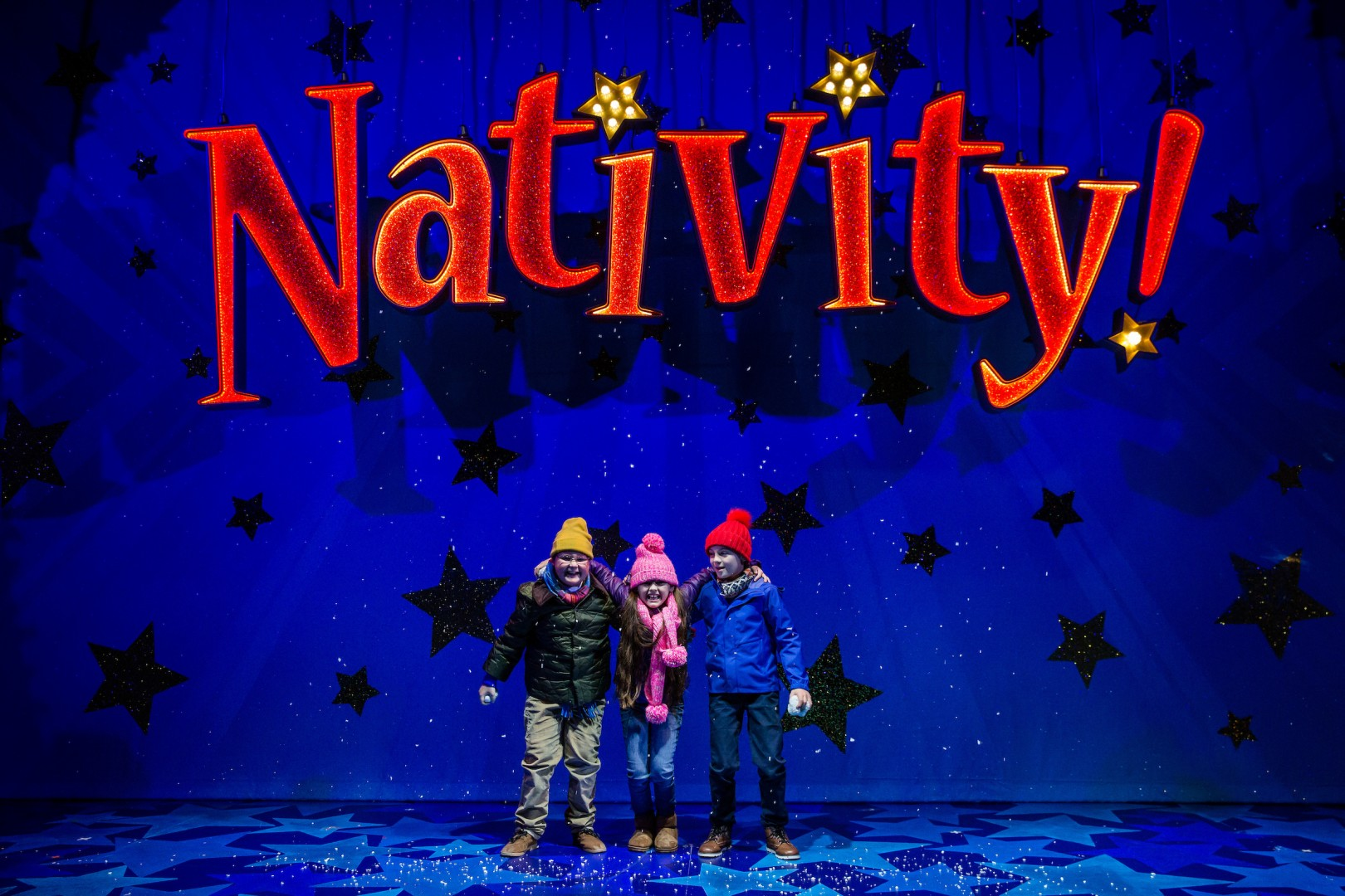 Christmas at The New Theatre Oxford Nativity The Musical