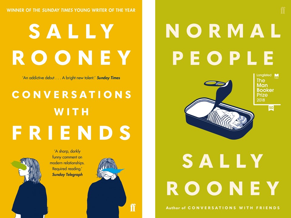Top 5 Books 2018 Normal People Conversations Sally Rooney