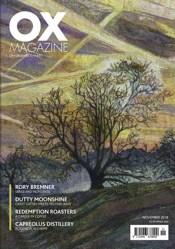 OX Magazine November 18