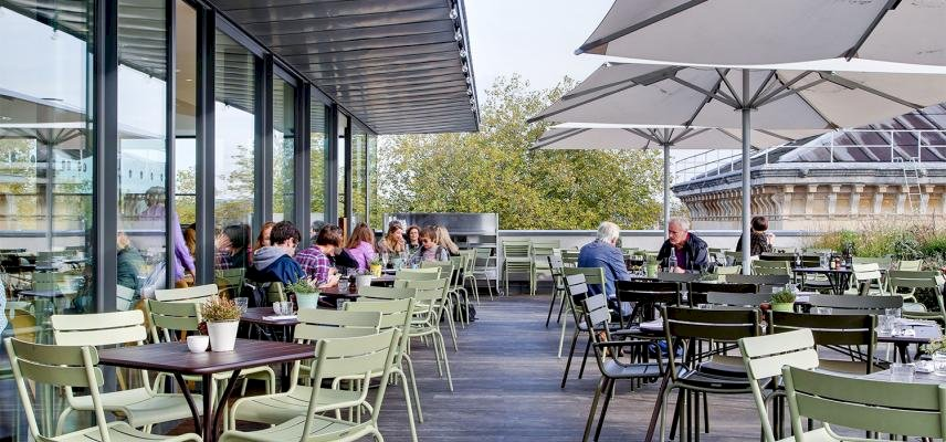Review Ashmolean Rooftop