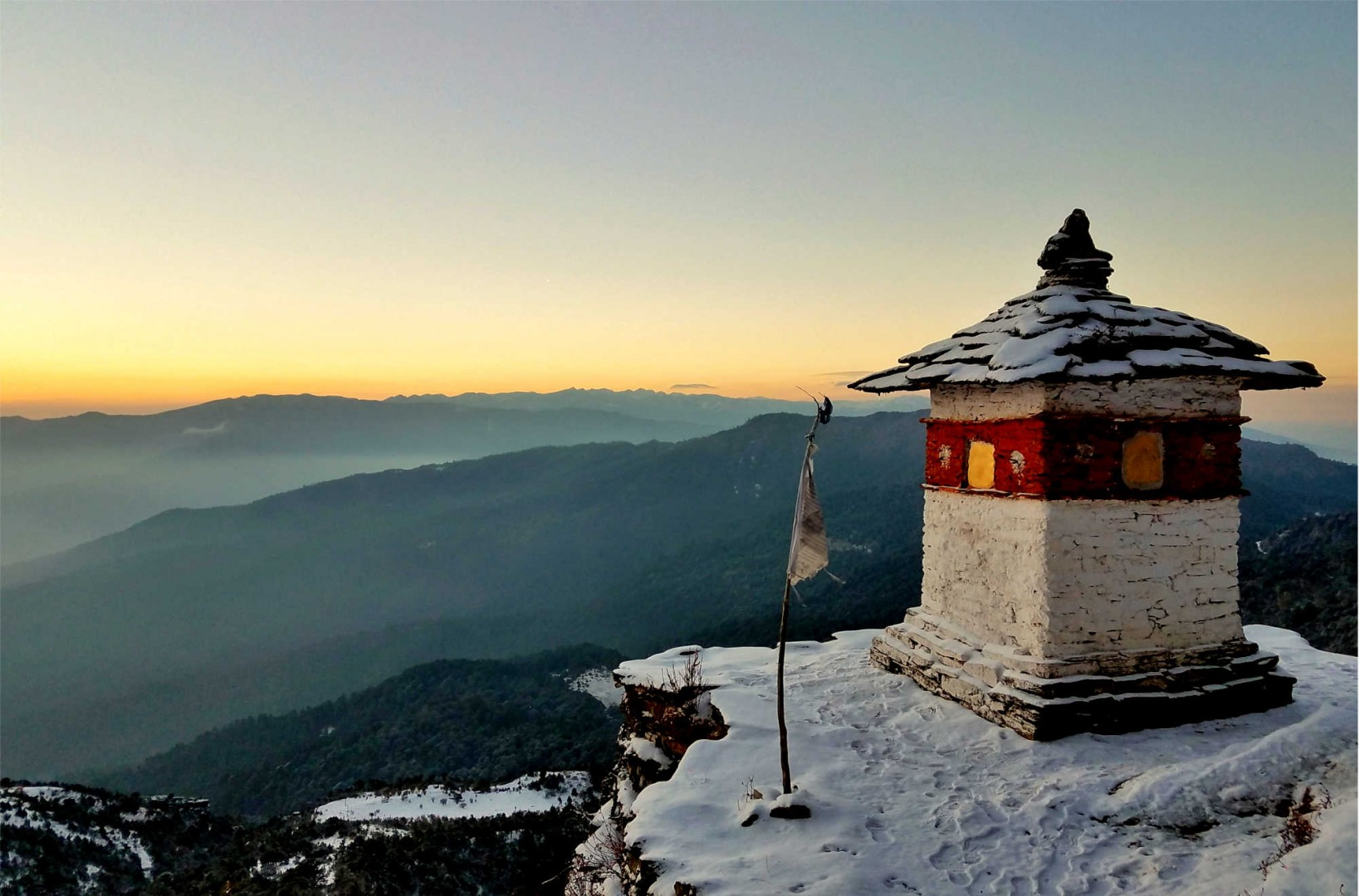 Bhutan Kingdom of the Sky Main image