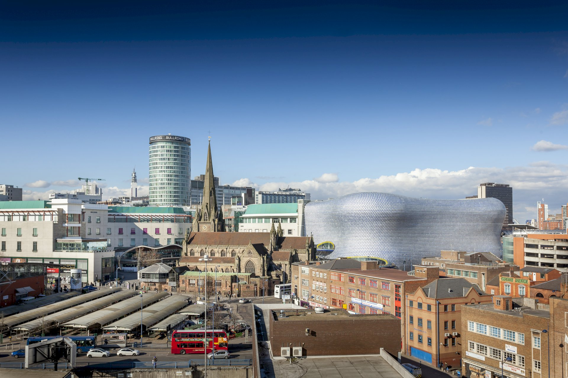 48 Hours in Birmingham Skyline