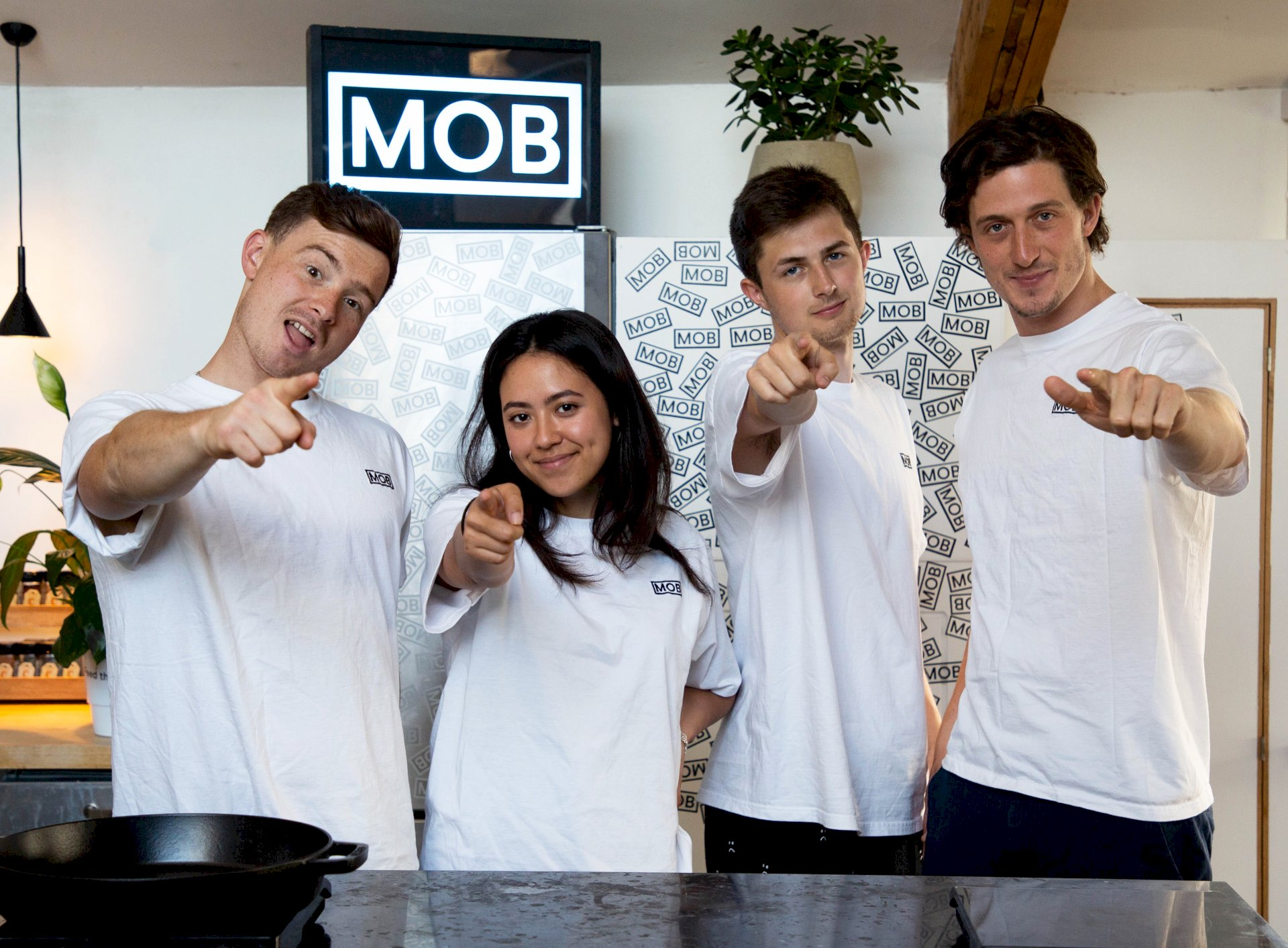 MOB Kitchen Ben Lebus and team