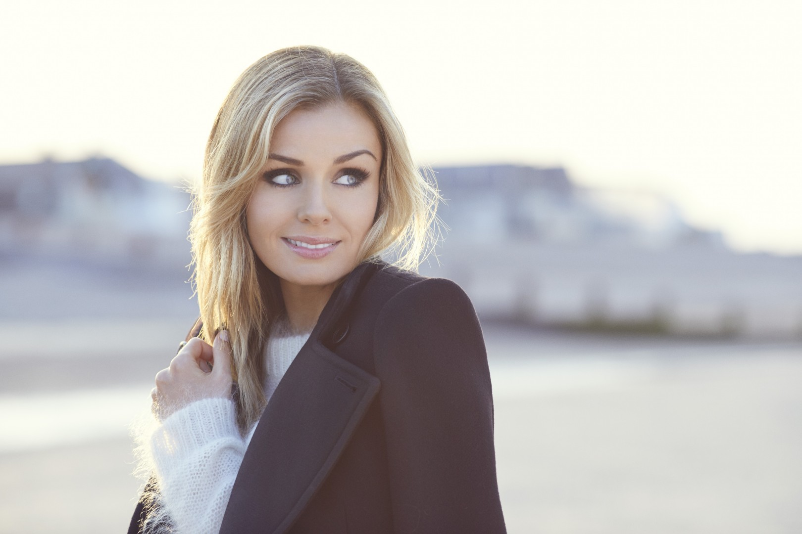 Back Out There Katherine Jenkins Focused Image