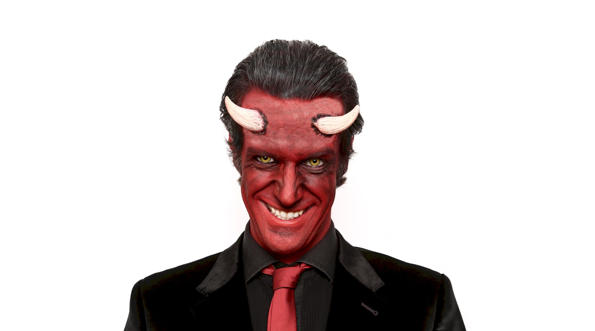 Marcus Brigstocke Devil may care