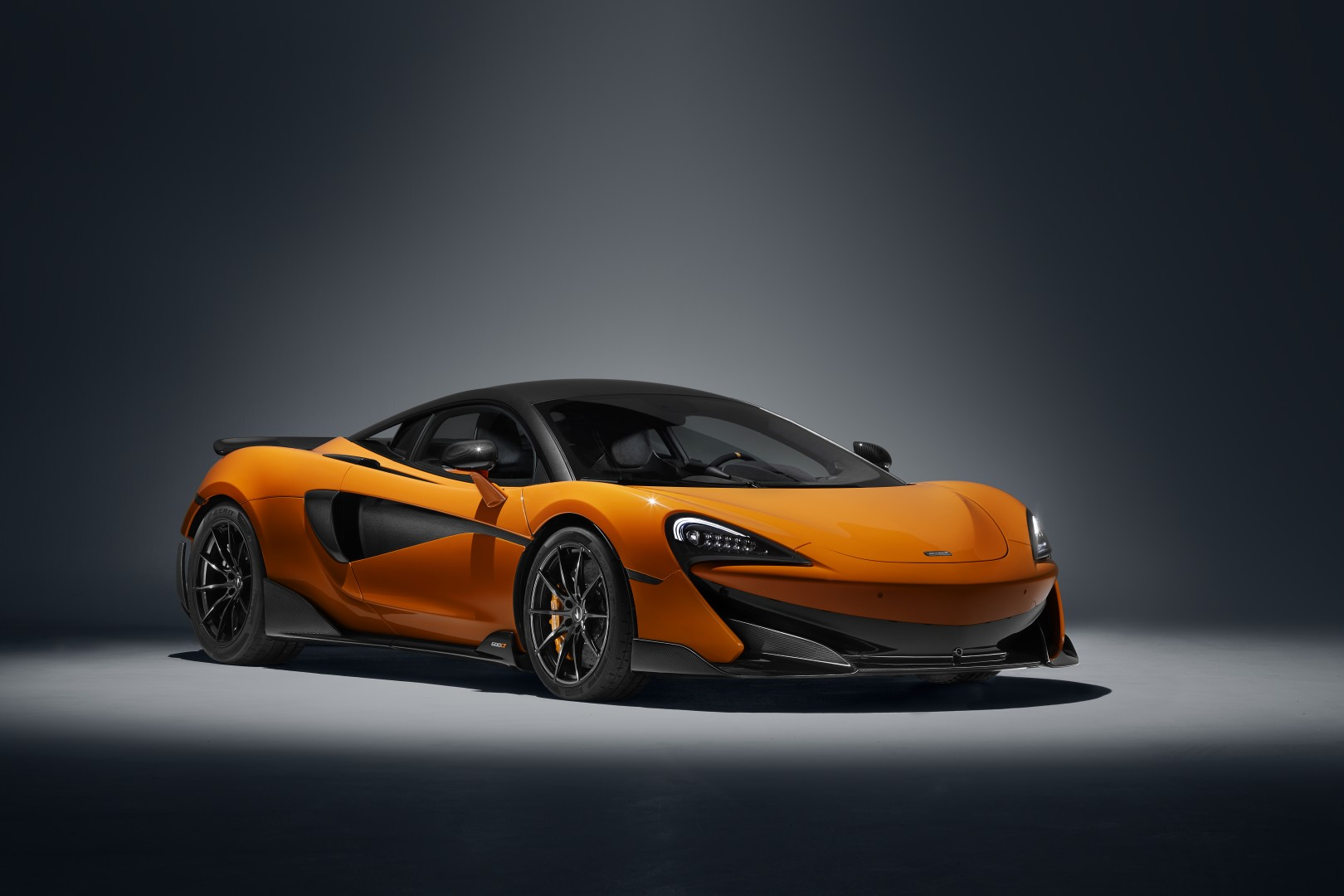 The McLaren 600LT The Ultimate Track Day Machine Front