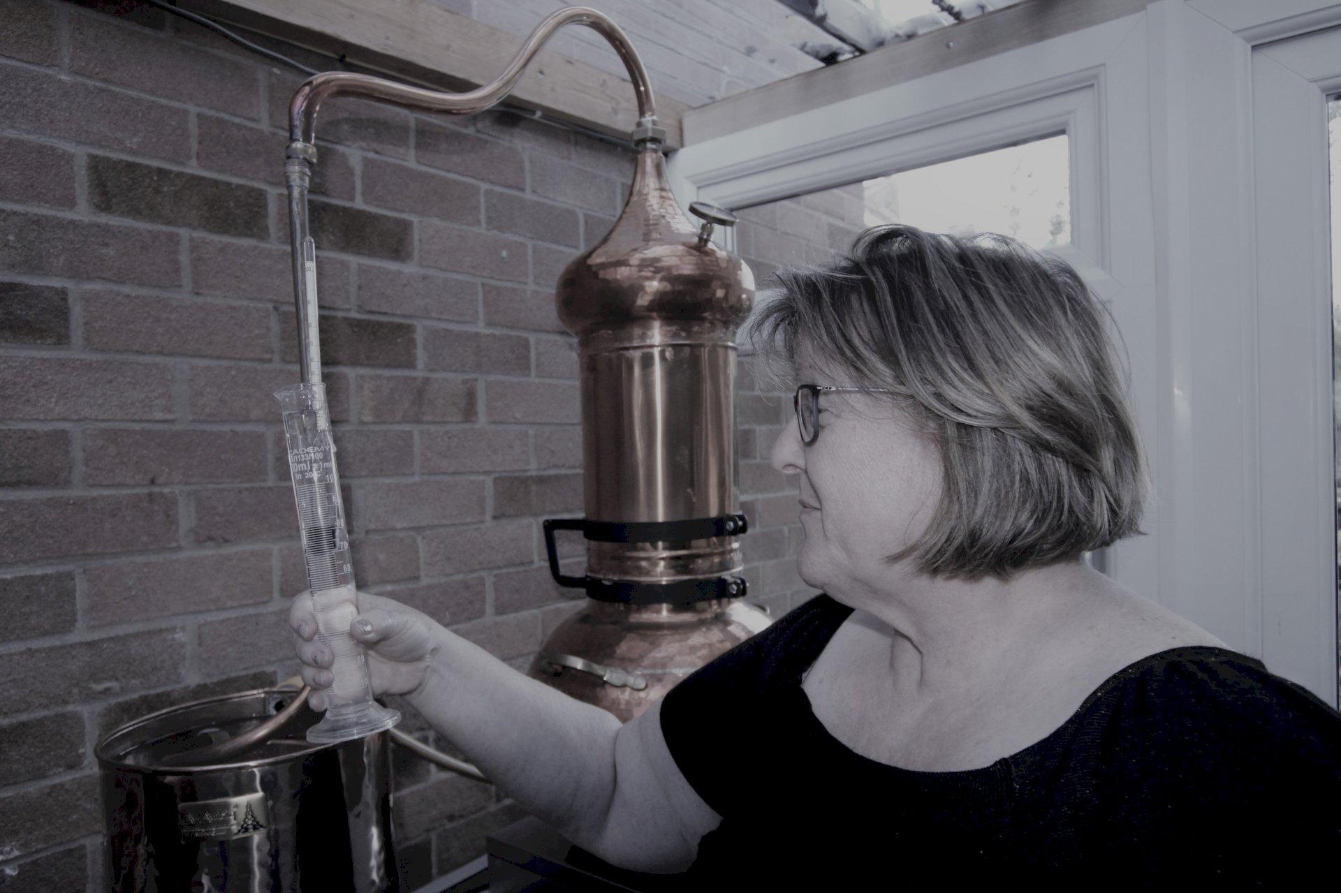 Mother's Ruin Chalgrove Artisan Distillery tasting
