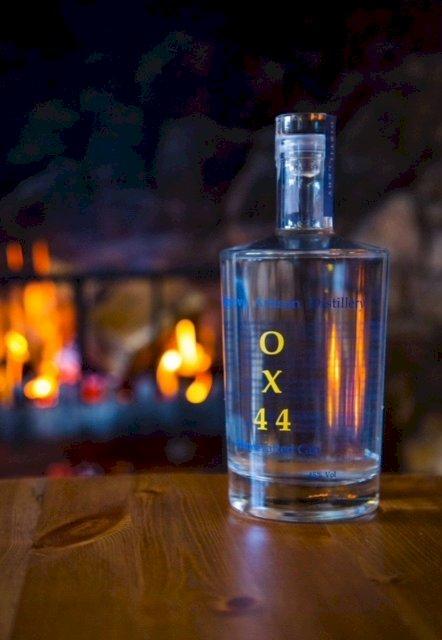 Mother's Ruin Chalgrove Artisan Distillery bottle fire