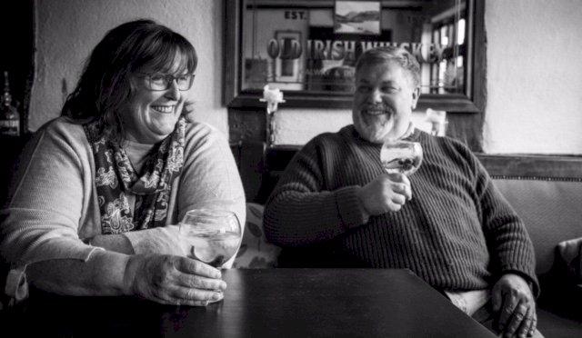 Mother's Ruin Chalgrove Artisan Distillery sharing