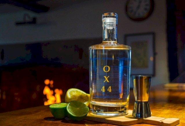 Mother's Ruin Chalgrove Artisan Distillery OX44 Bottle