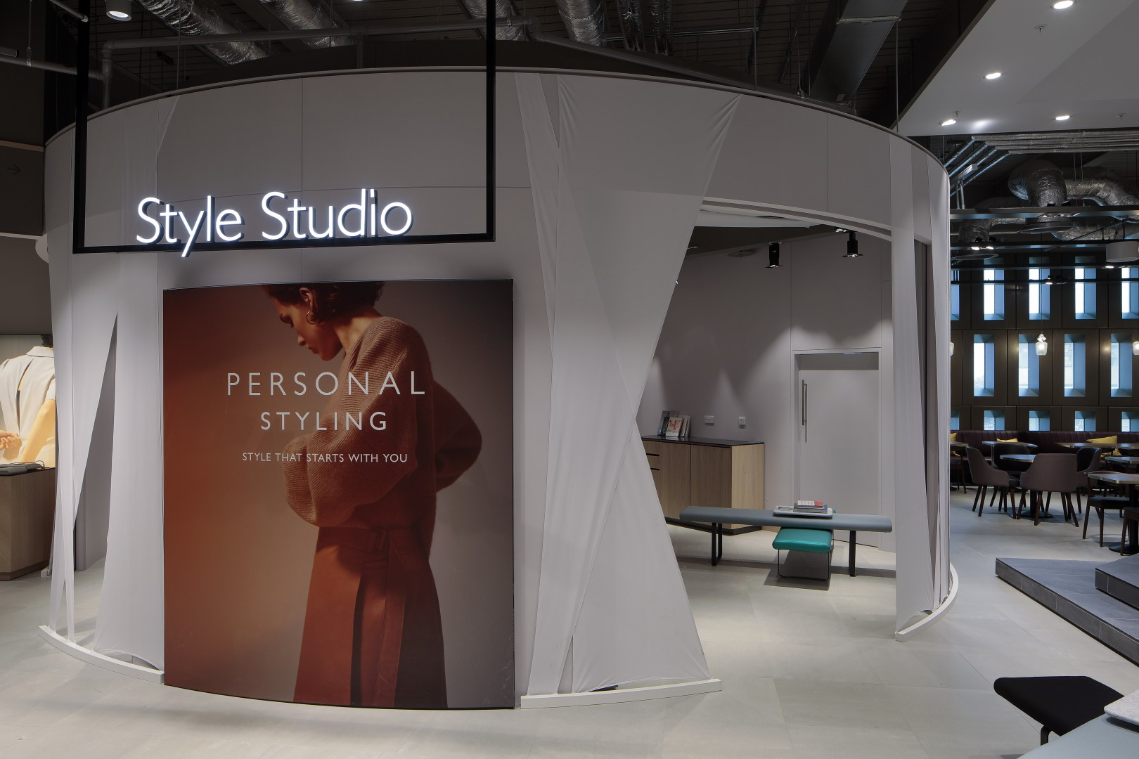Personal Styling from John Lewis Styling Studio