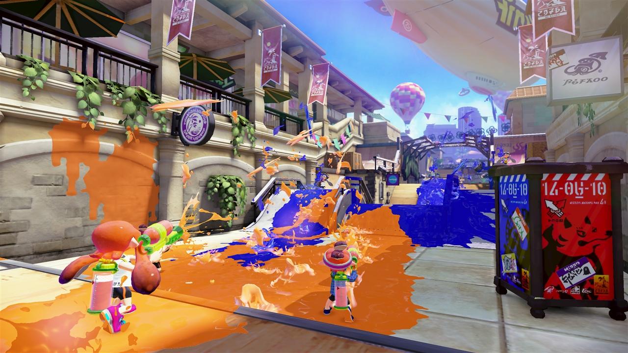 Videogames Design Play Disrupt Splatoon 2015 Nintendo