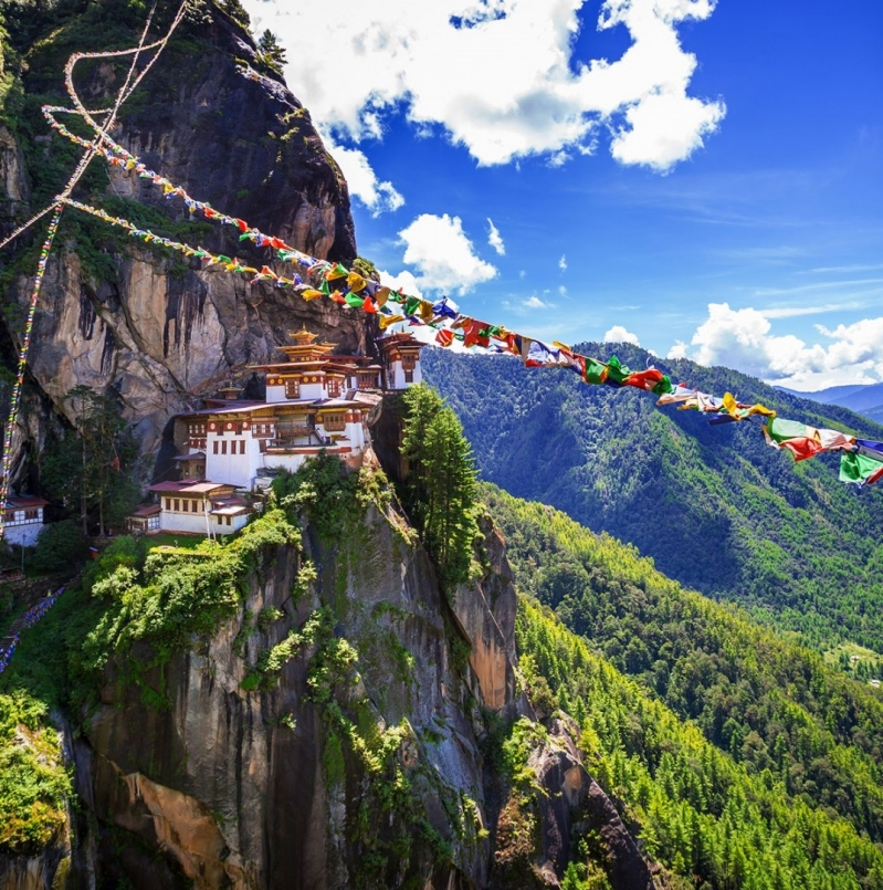 Bhutan Kingdom of the Sky Paro Taktsang