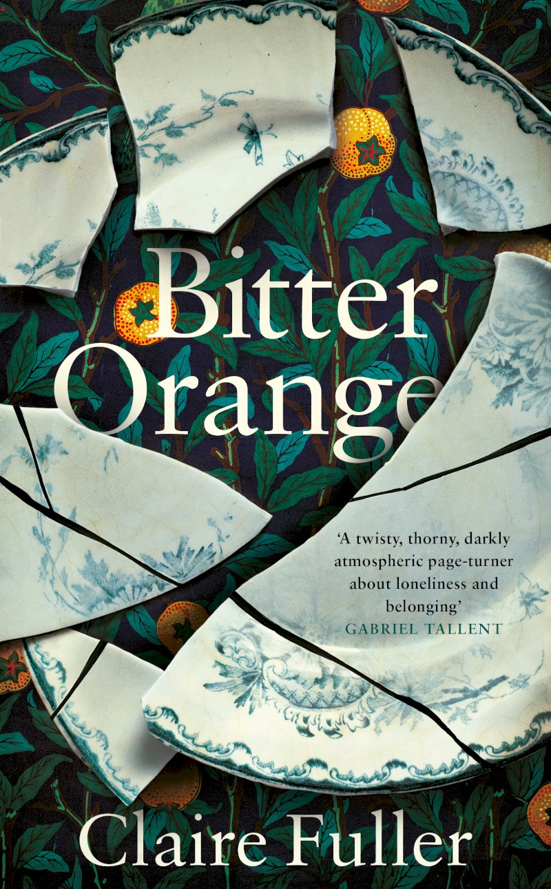 The Best Reads For Making You Feel Uneasy Bitter Orange UK hardback close