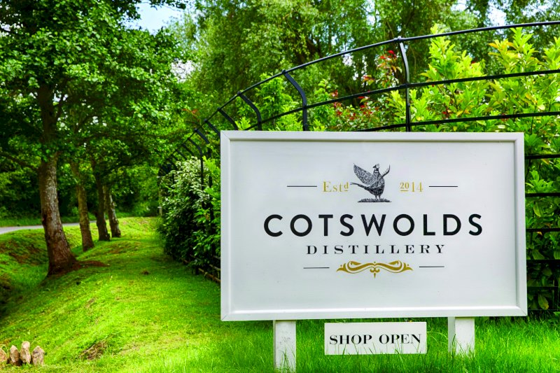 The Autumn Wedding Luxe List Cotswold Distilling Company