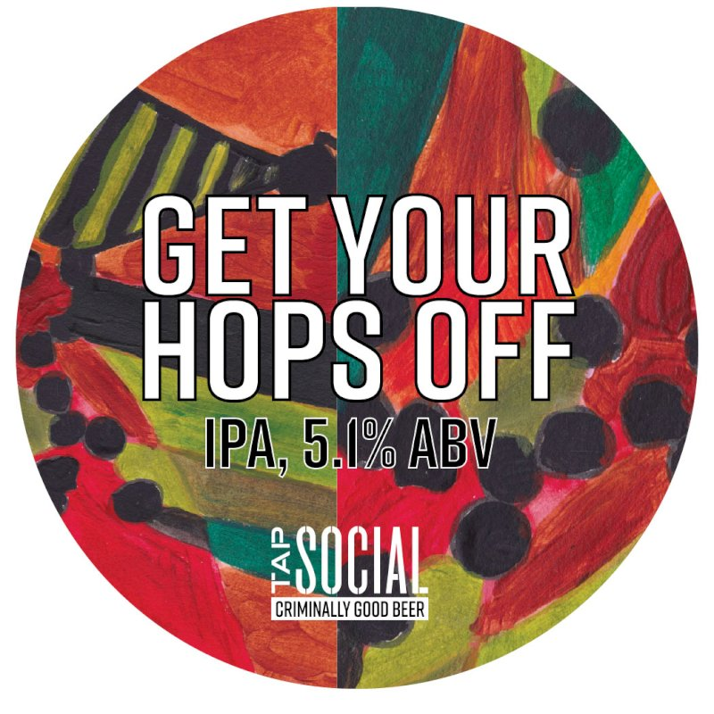 International beer day Get Your Hops Off Ale