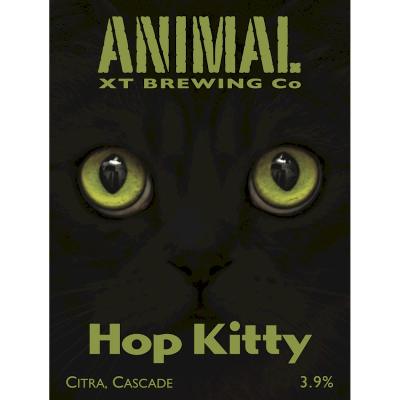 International beer day HopKitty Ale