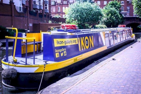 48 Hours in Birmingham Ikon Slow Boat