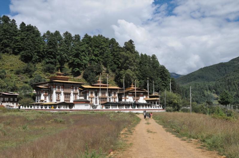 Bhutan Kingdom of the Sky Kurje Lhakhang