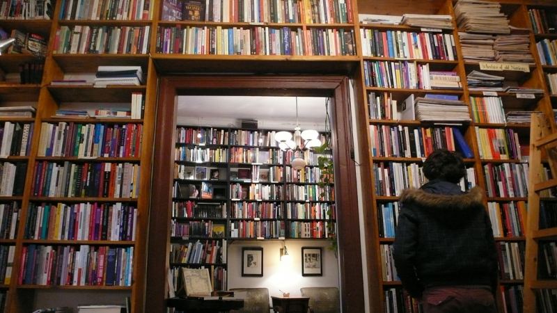 Bookshop Massolit Krakow