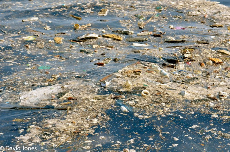 UK National Synchotron Plastic pollution in oceans