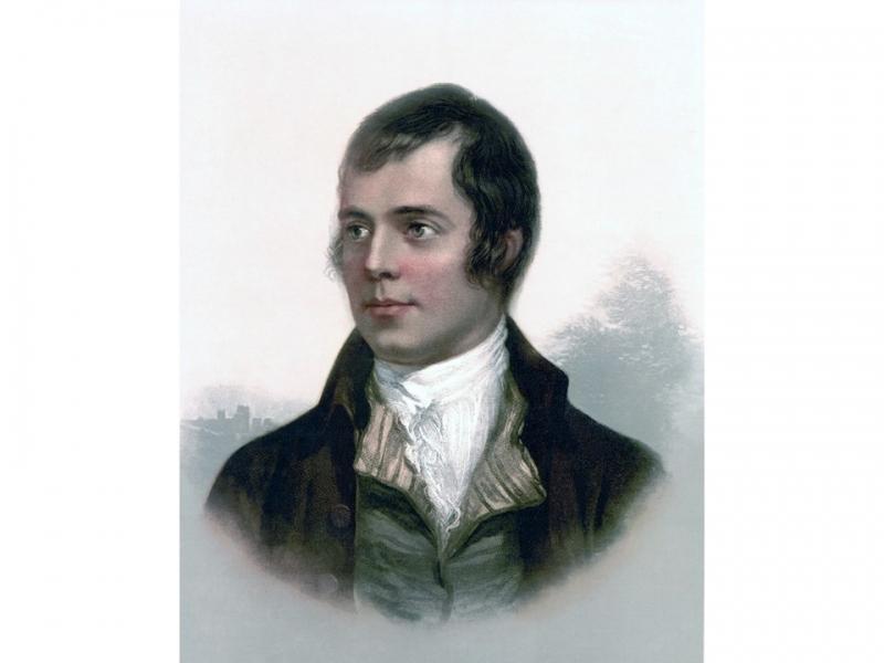 Burns Night Robert Burns