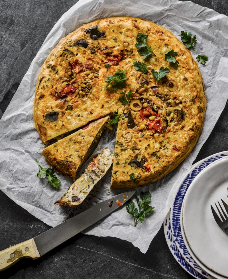 MOB Kitchen Spanish Omelette