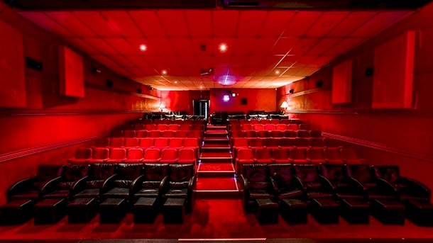 48 Hours in Birmingham The Electric Cinema
