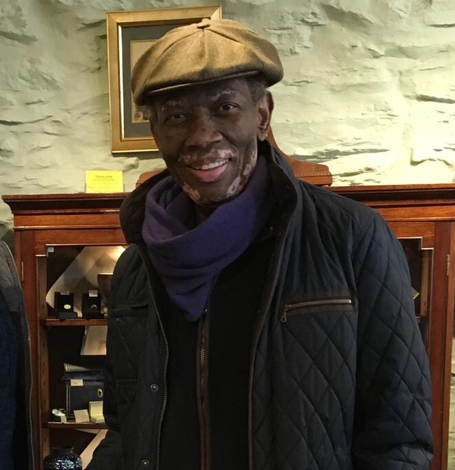 Blenheim Palace Festival of Literature, Film and Music 2018 Wilfred Emmanuel Jones